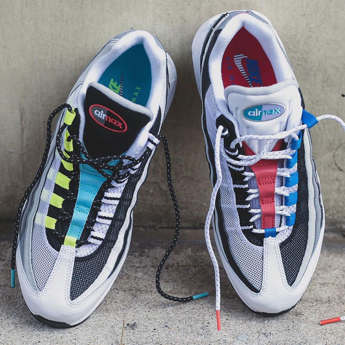 Nike Air Max 95 Greedy 2020 CJ0589 001 Crumpe