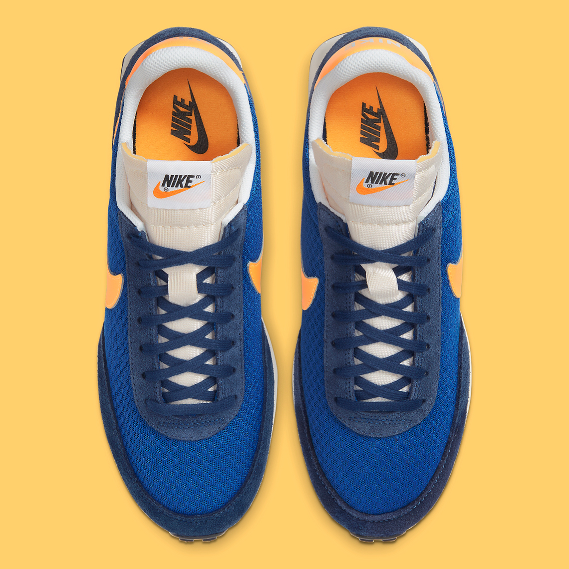 Nike Tailwind 79 Bleu Jaune CW4808 484 Infos Release Crumpe