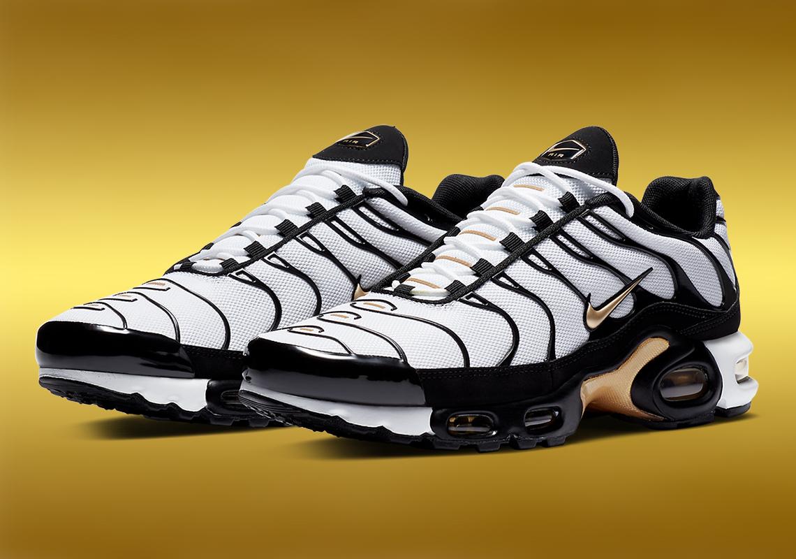 Date de sortie de la Nike Air Max Plus Gold CZ9188 001 Crumpe