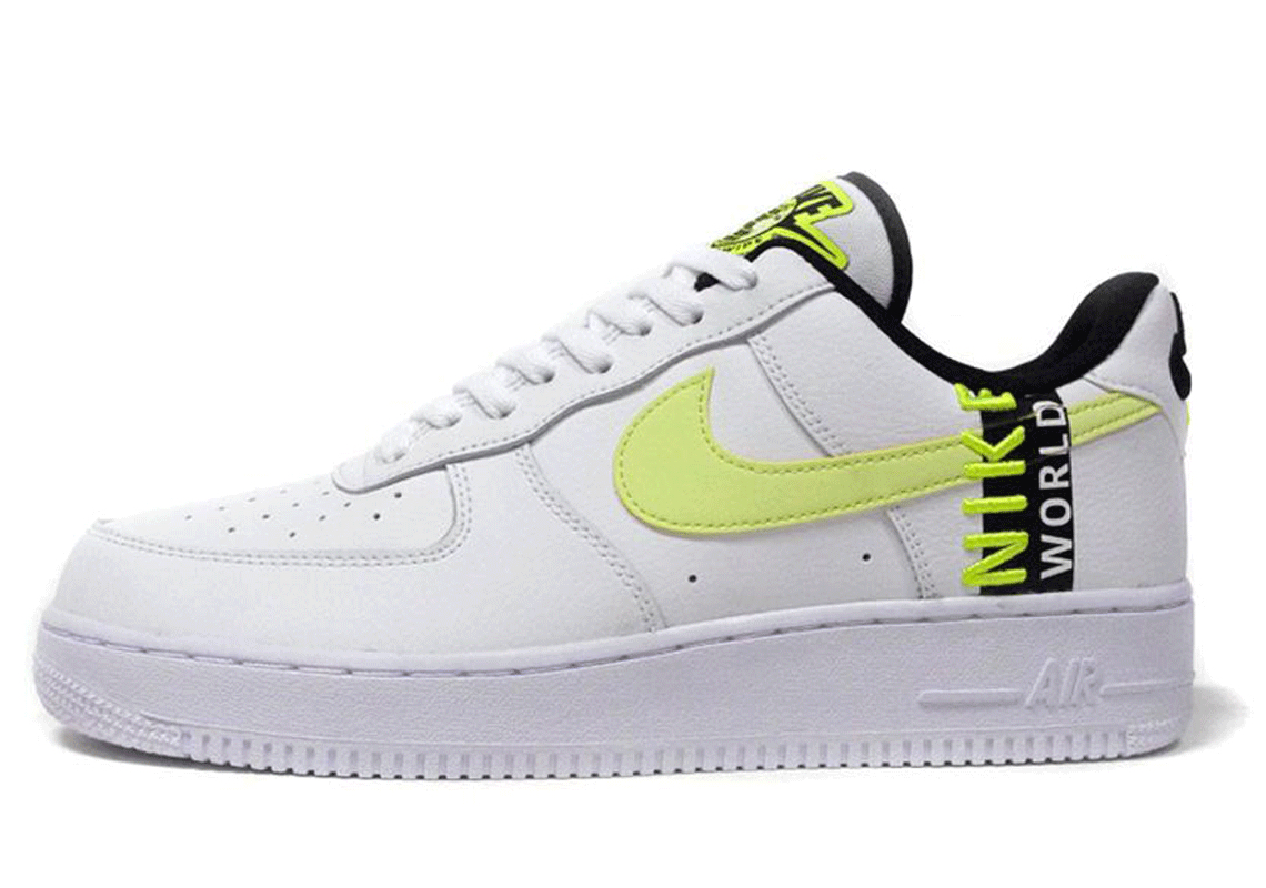 Nike Air Force 1 '07 LV8 Utility Release: 01112018 (Online)