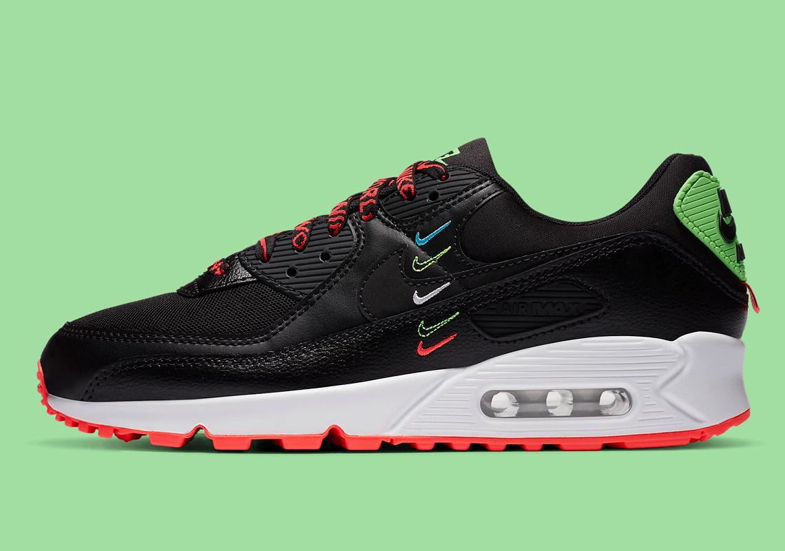 Nike Air Max 90 Worldwide Pack Noir CK7069-001 - Crumpe