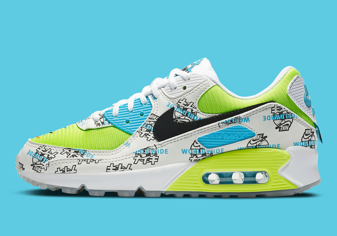 air max 90 se worldwide homme