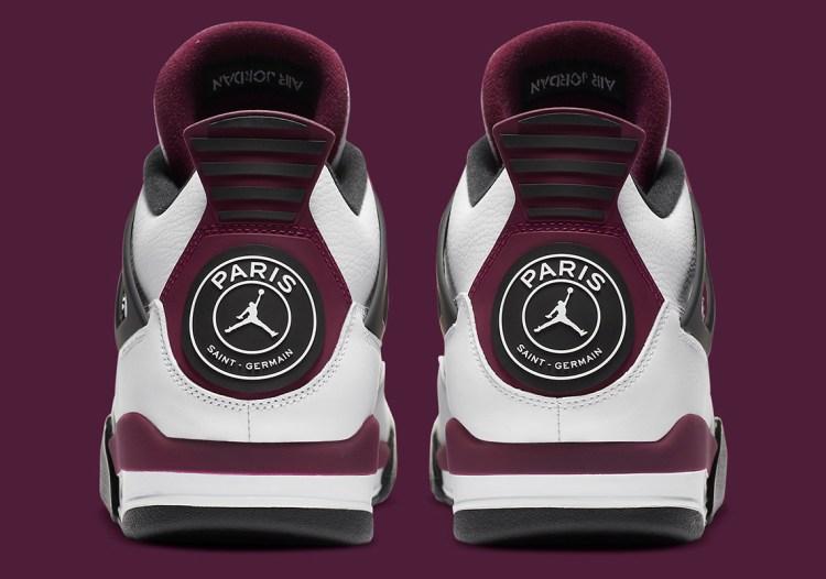 Air Jordan 4 PSG CZ5624-100 Release Date | tia ano