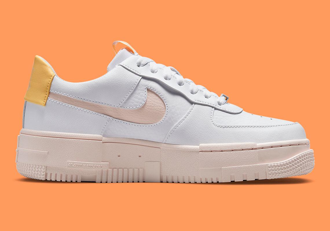 Nike Air Force 1 Pixel Arctic Orange DM3054-100 - Crumpe