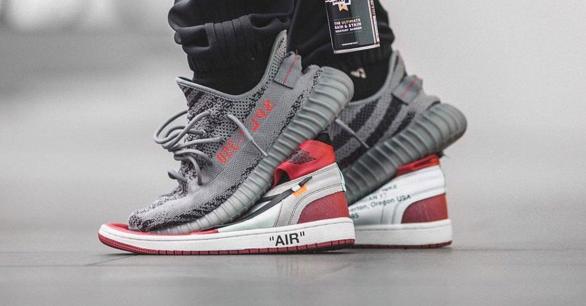 Nike Vs Adidas 1