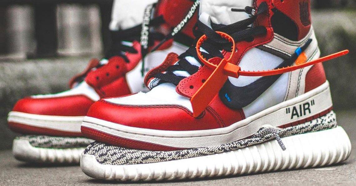 Adidas Nike 5