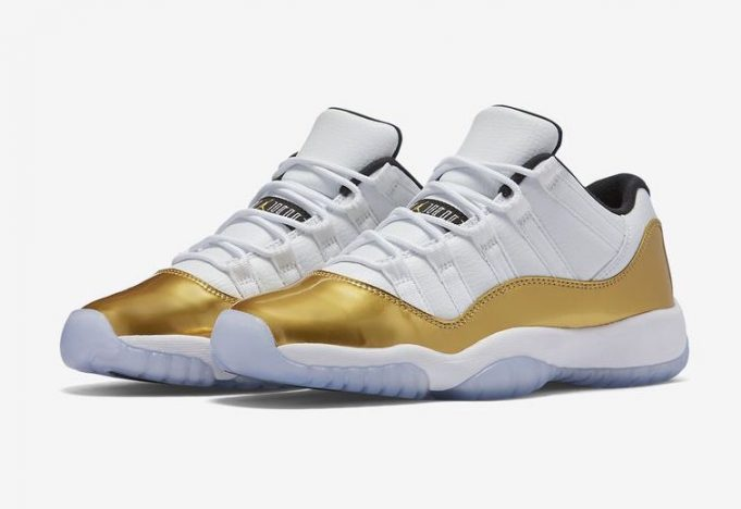 air-jordan-11-low-gs-white-gold-681x468