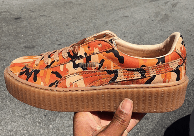 rihanna-puma-creeper-camo-orange