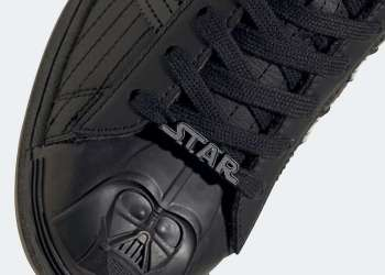 "Star Wars x adidas Superstar ""Darth Vader"""