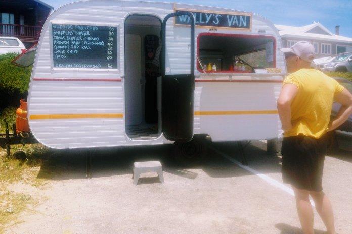 Wally's Van - Buffelsbaai