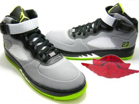 Air Jordan Fusion V 3M from Niketalk/Air Randy