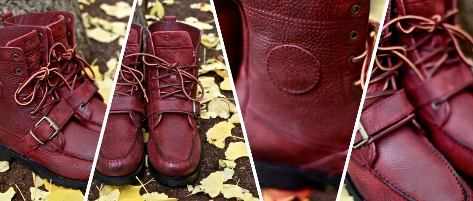Diggin in the Sneaker Crates: @RonnieFieg Edition – RALPH LAUREN THE BURNT RED RANGER