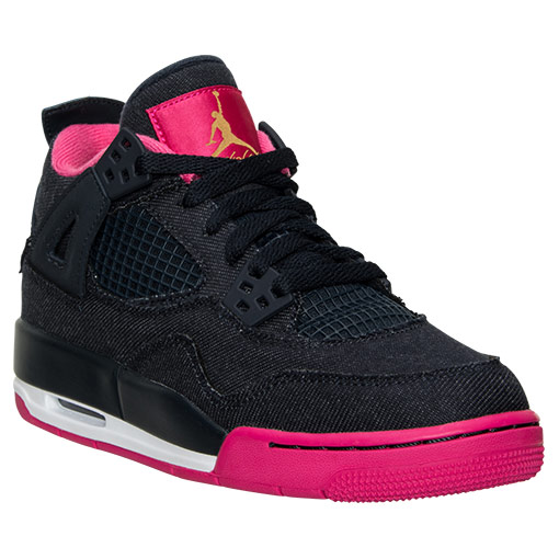 What's Out Now: Girls Air Jordan 4 at Finishline