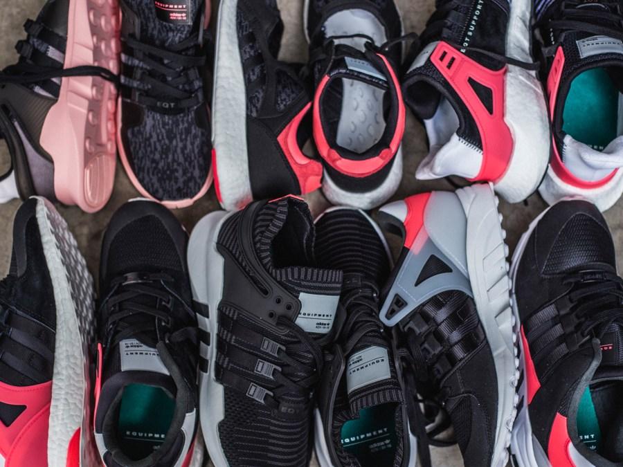 adidas Originals E SneakersBR Apresentam Os Novos Integrantes Da Família EQT