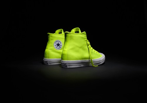 Chuck Taylor All Star II Volt - Pair Back