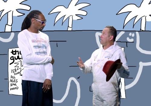 adidas Originals Divulga Mais Imagens Da Parceria Entre Snoop Dogg e Mark Gonzales
