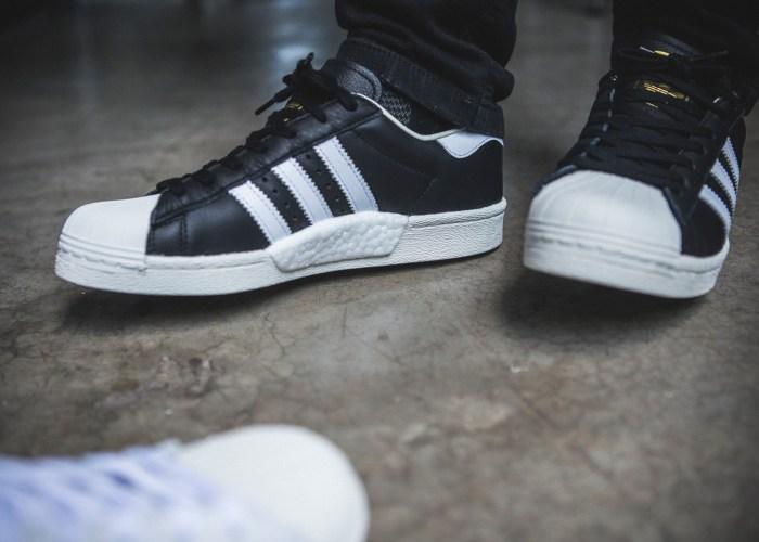 SneakersBR On-Feet: adidas Superstar BOOST