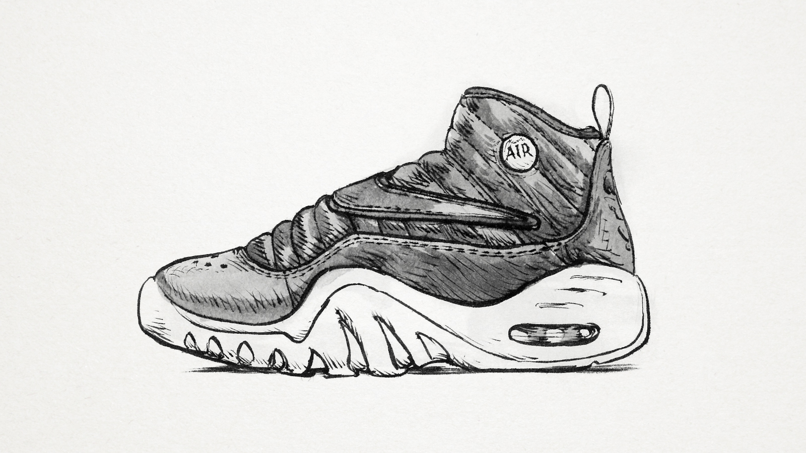 Confirmando A Tendencia Dos Tenis Grandoes Nike