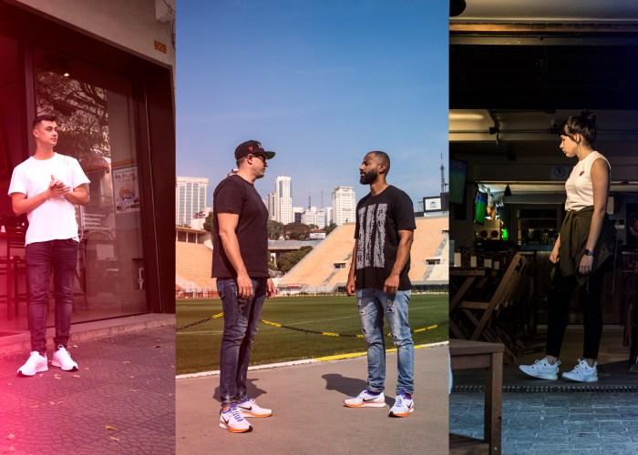 Nike City Hustlers: Desbravando A Cidade De São Paulo A Bordo Do Fast Pack