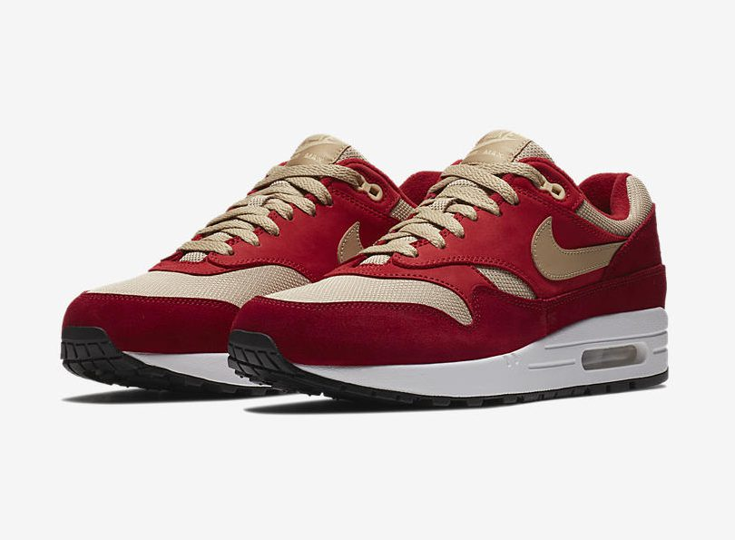 Release Date: Nike Air Max 1 Premium 'Red Curry'