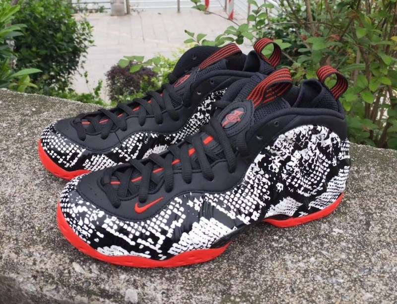 the latest 21153 92504 Release Date  Nike Air Foamposite One  Snakeskin