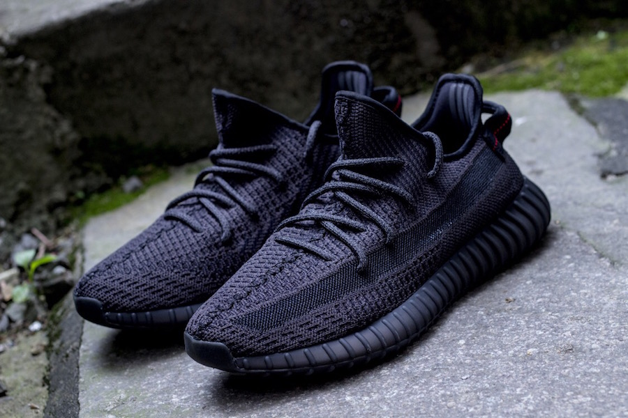 Release Date: adidas Yeezy BOOST 350 V2 'Black'