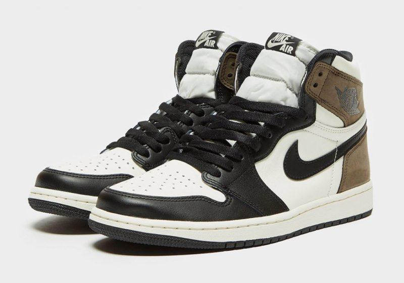 Air Jordan 1 High Dark Mocha