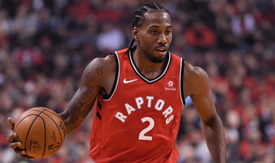a0a8e7ecc379 Kawhi Leonard signs endorsement deal with New Balance
