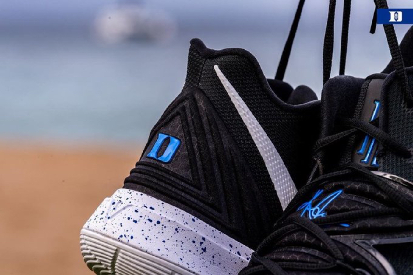 hot sale online a7bc0 3512d When the Duke Men s basketball team takes the court in the Maui  Invitational, they will have some new kicks on their feet. As Kyrie Irving  is one of the ...