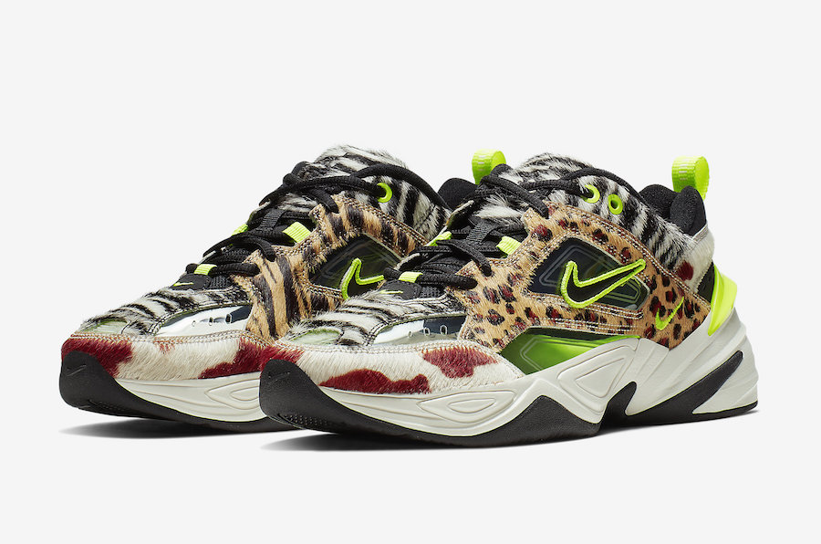 """buy online 9e53c d736c The Nike M2K Tekno came about not only as a evolution of the Air Monarch  but also was a part of the growing """"Dad shoe"""" trend. A plethora of new  colorways of ..."""