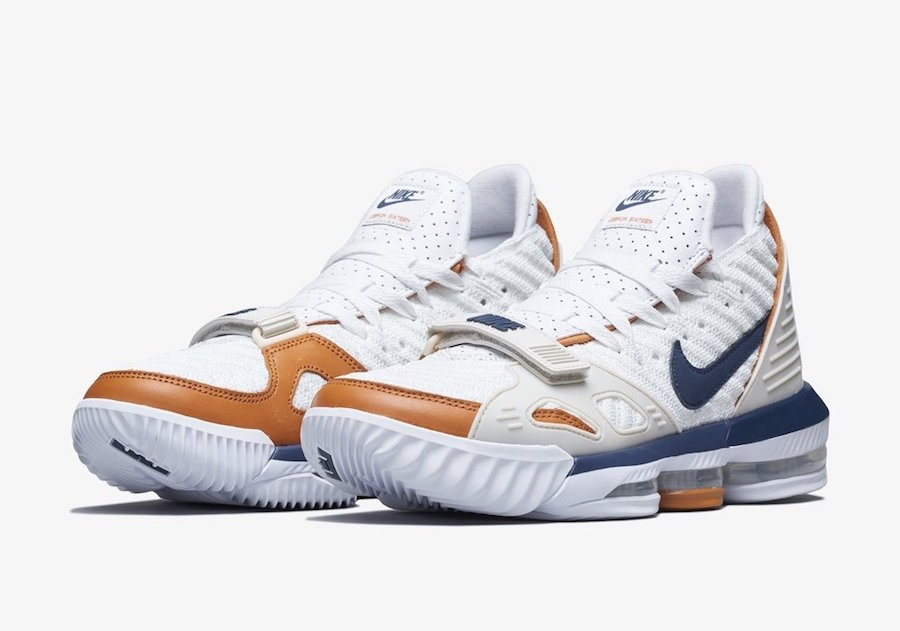 "e705ddb3472 ""Air Trainer"" Nike Lebron 16 to come March 29"