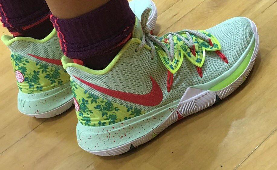 cccda6f349ed Nike Kyrie 5 EYBL – First Look