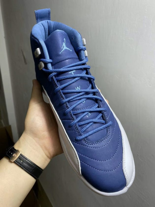 Indigo Air Jordan 12 Some Additional Images Sneaker Shop Talk