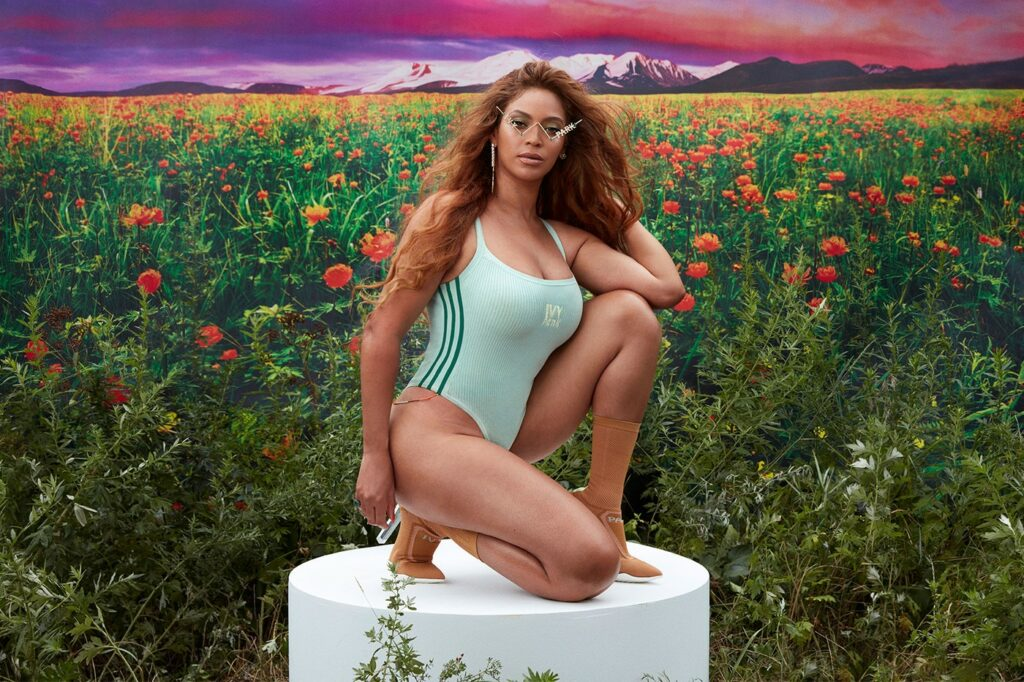 beyonce unveils pieces in the new ivy