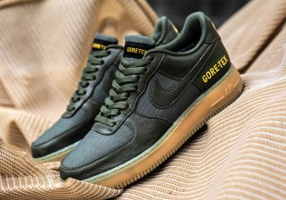 Nike Air Force 1 GORE-TEX 'Olive' .97 Free Shipping