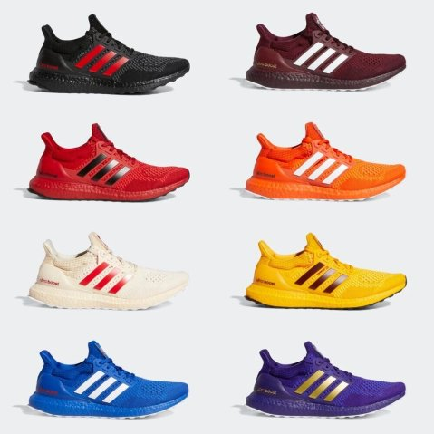 """NCAA x adidas UltraBOOST 1.0 """"College Pack"""" 30% Off"""