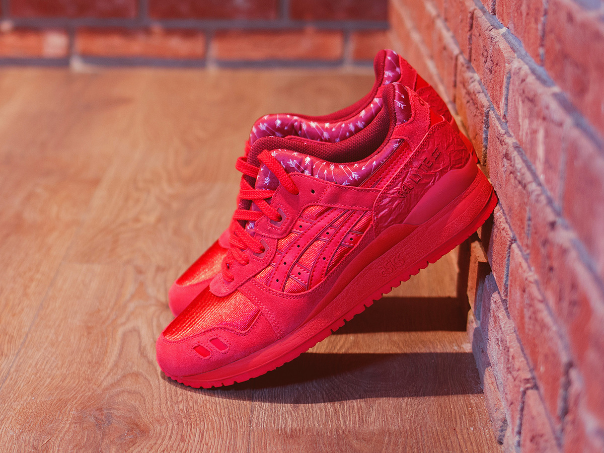 Buty Asics Gel Lyte III Mskie Core Plus Pack H6X2L