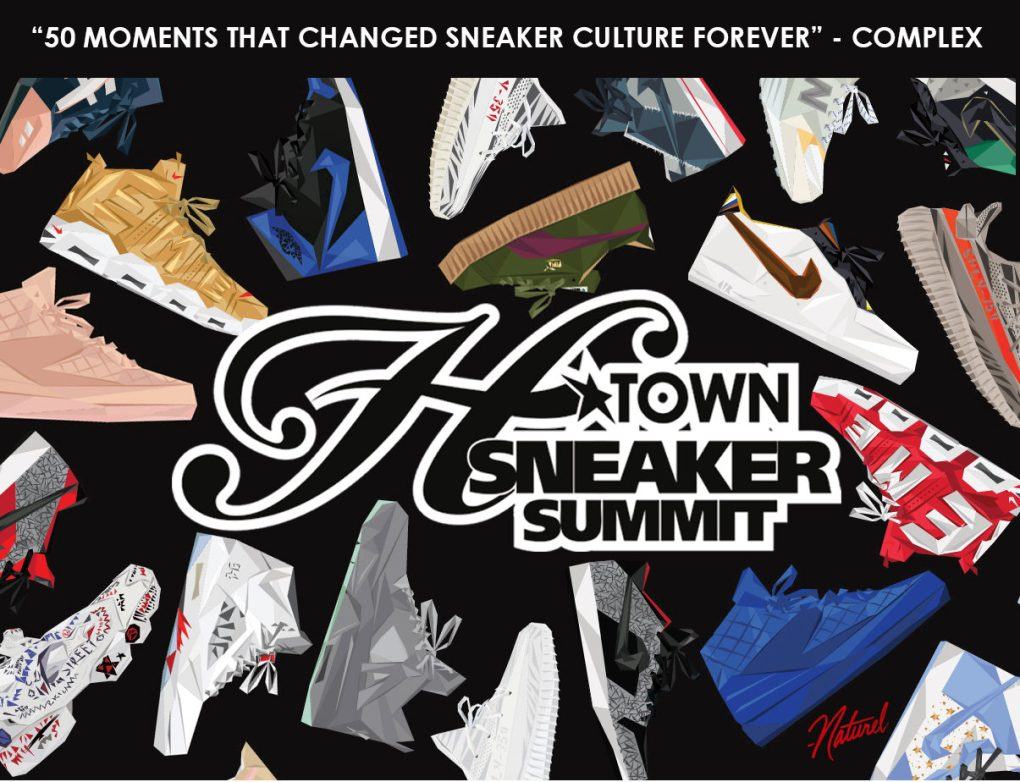 H-Town Sneaker Summit Summer 2017 Bayou City