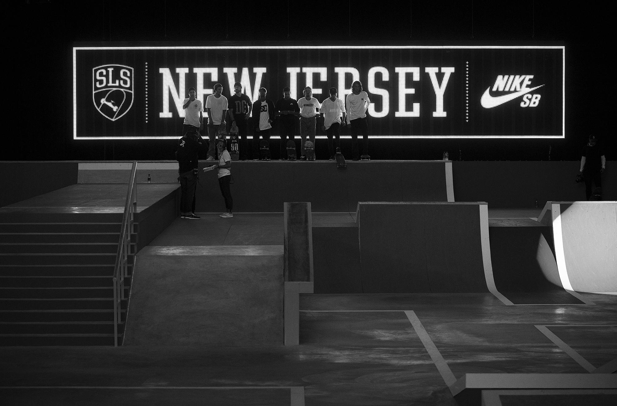 Final 8 Line Up- Nike SLS SB