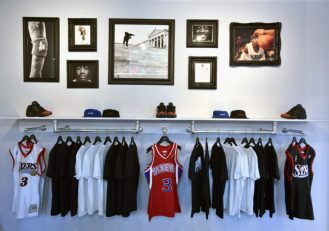 Reebok, Packer Shoes And Gary Land Team Up To Honor Allen Iverson In New York City