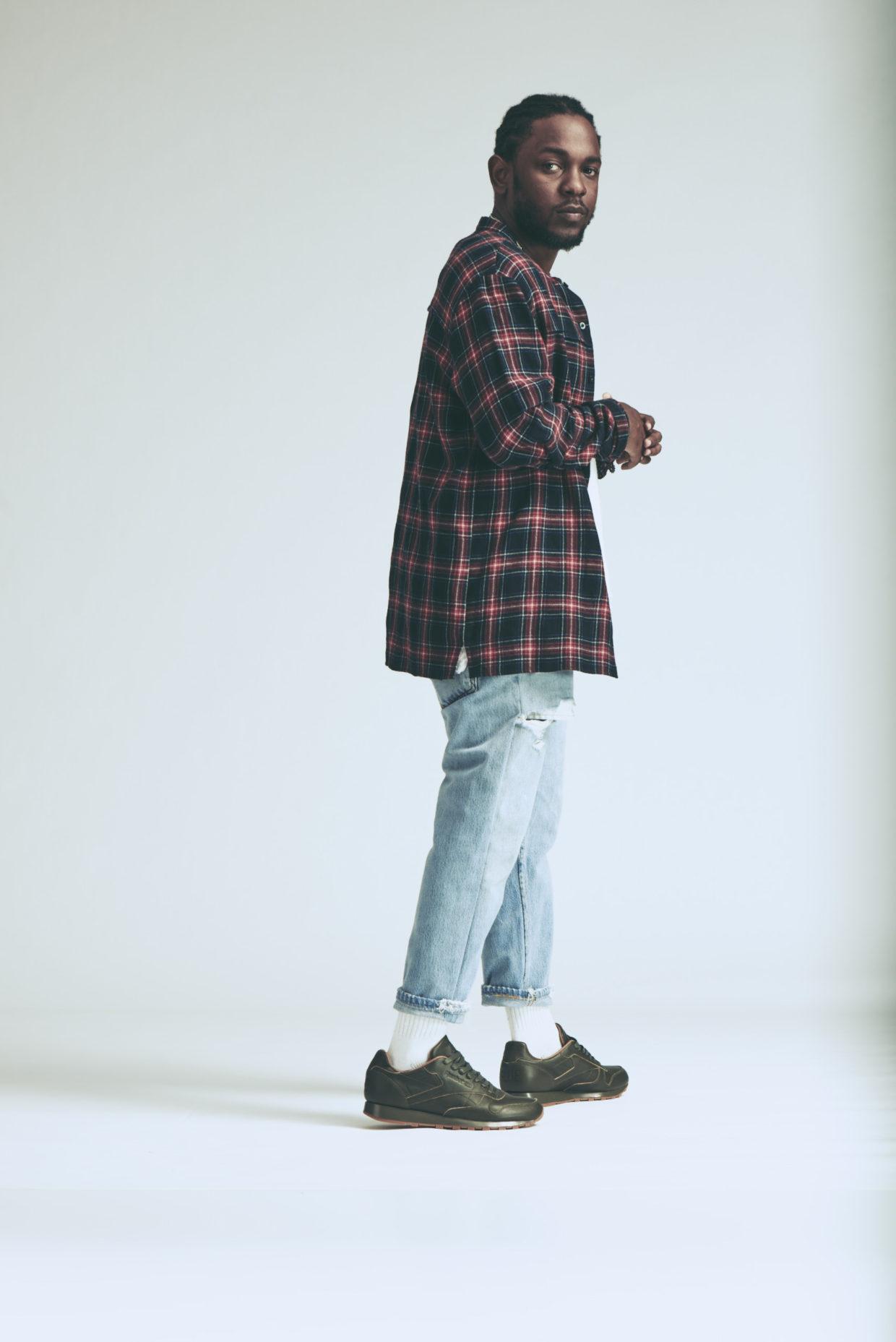 rumor carrera George Eliot  Reebok x Kendrick Lamar- Classic Leather Lux | Black Friday Release
