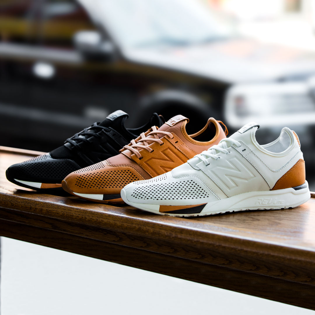 The New Balance 247 Luxe | January 2017 Release