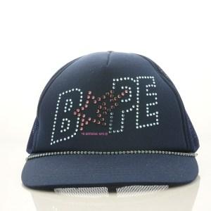BAPE-WOMAN-TRUCKER-HAT