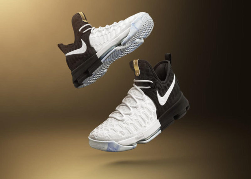 acfa21bde486 Gold accentuates the shoes to reflect the aspiration of unity and  empowerment. Nike s 2017 Black History Month Collection of Basketball Shoes  and More ...