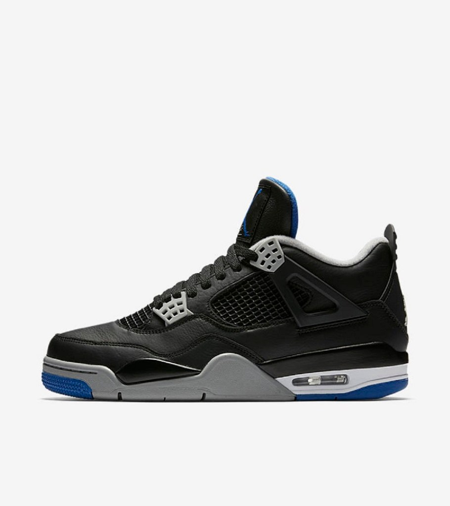 "promo code f351e b7e2f The Originality of the Air Jordan 4 ""Motorsport"""