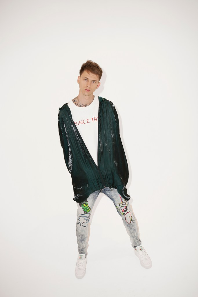 4bd02927092fa Machine Gun Kelly Joins Reebok Family - SNEAKER SUMMIT est.2004
