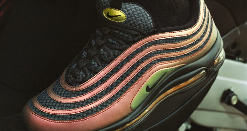 11fe7791 Skepta Gets Creative for the Nike Air Max 97 Sk - SNEAKER SUMMIT est ...