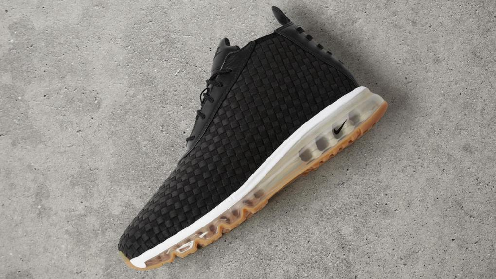 info for 2970f 51b56 Check Out the New Nike Air Max Woven Boots