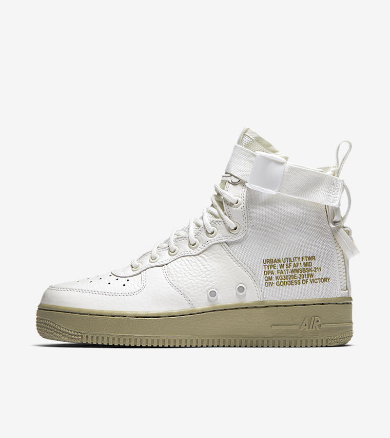 The Urban Utility SF Air Force 1 Mid is
