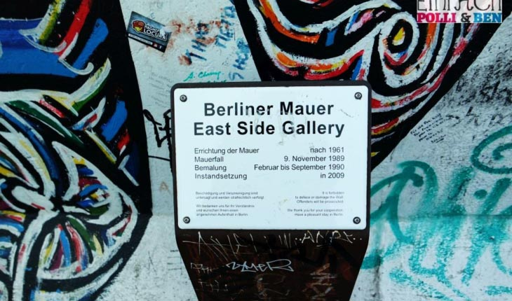 Berliner Mauer East Side Gallery